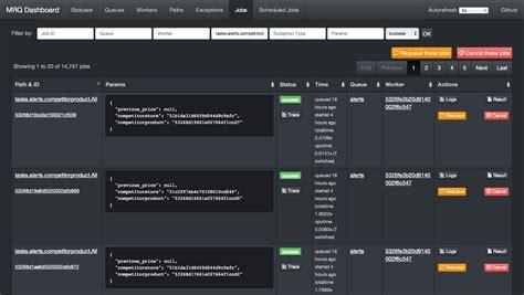 tutorial redis python mr queue 一个 python 的分布式 worker 任务队列 使用 redis 和 gevent