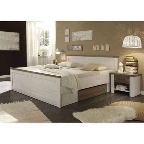 schlafzimmermöbel kaufen schlafzimmer luca pinie wei 223 set komplett 4tlg g 252 nstig