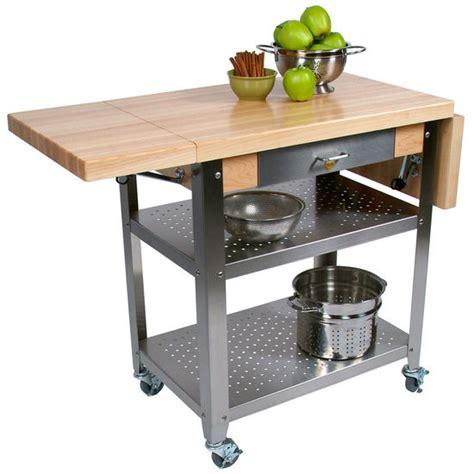 john boos kitchen islands carts hayneedle john boos cucina elegante kitchen carts with 1 3 4 thick