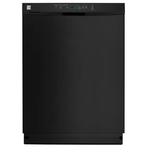 Kenmore Dishwasher Not Cleaning Top Rack by Kenmore 13099 Dishwasher With Power Wave Spray Arm