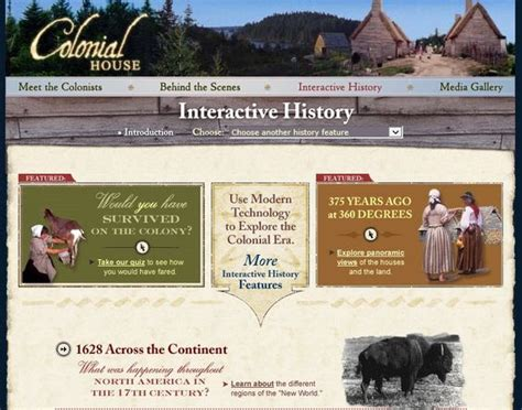 colonial house pbs colonial house interactive history pbs terrific