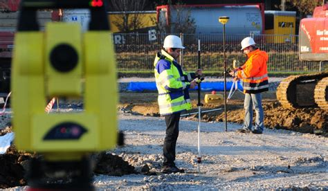 Layout Building Using Total Station | bim 101 how total station layout benefits construction