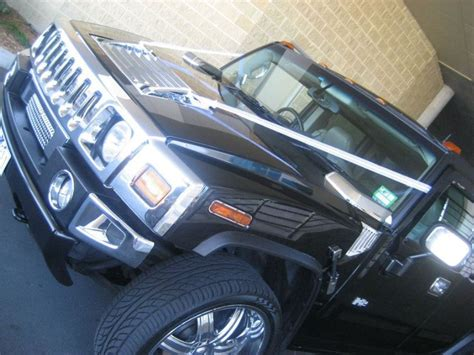 Hummer Ares Build Up cars melbourne metro limo hire brunswick