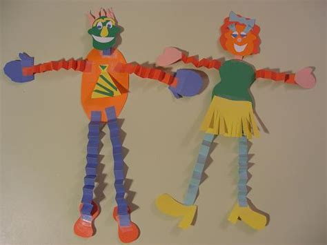 How Do You Make A Paper Puppet - activities that teach 4 puppet special