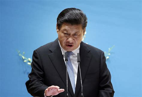 Rage President Free China Leader Vows To Respect Free Navigation In Disputed Sea Daily Mail