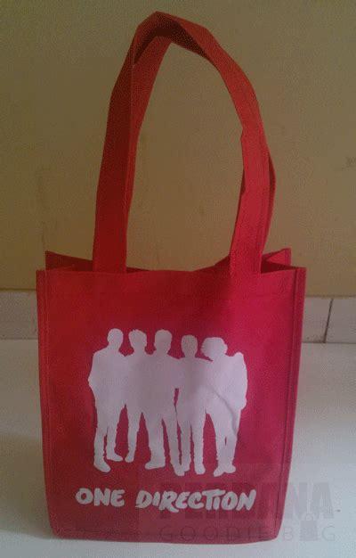 tas dinier one direction perdana perdana goodie bag