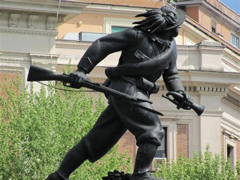 breccia di porta pia bersaglieri cultural heritage il monumento al bersagliere piazzale