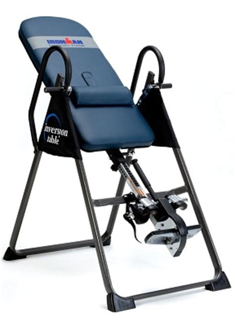 back stretcher table what s the best inversion table for back back