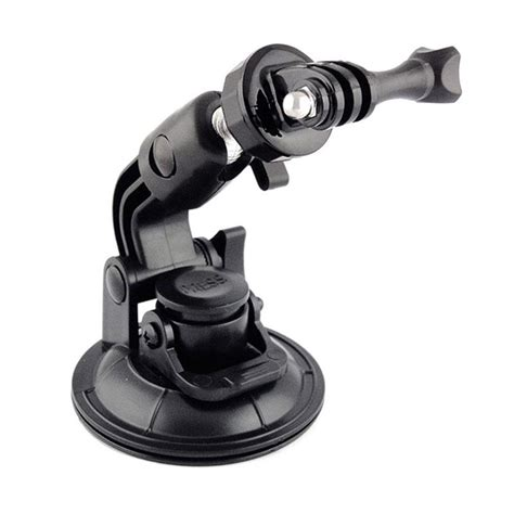 Gopro Brica jual suction cup with tripod mount and knob for gopro brica xiaomi yi hitam