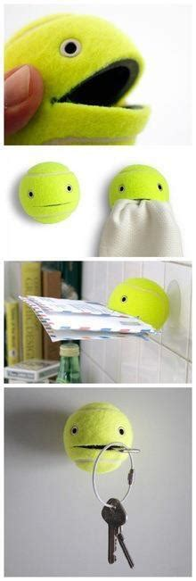 Useful Handmade Crafts - useful tennis diy projects usefuldiy