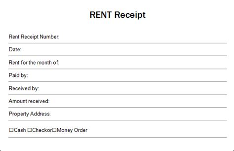 uk rent receipt template rent receipt template uk rabitah net