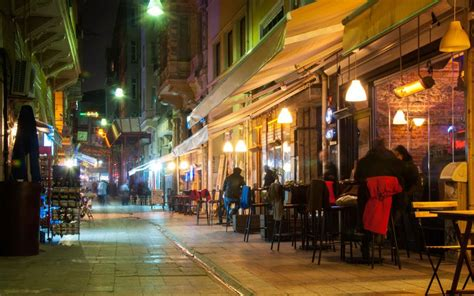 From History Books Of Istanbul To The Streets Of New York by Istanbul Nightlife