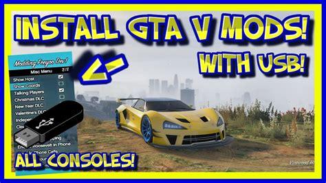 mod gta 5 xbox one download install gta v mods with usb new gta v mod menu download