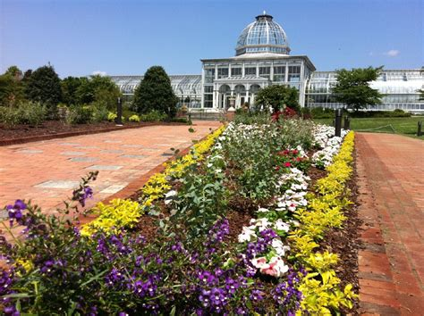 Lewis Botanical Garden Green Is Great Eco Friendly Businesses Around Virginia