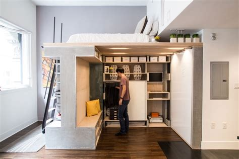 great ways  transform small spaces  adult loft beds