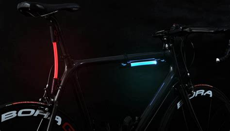 fibre flare bike light fibre flare shorty side lights 187 gadget flow