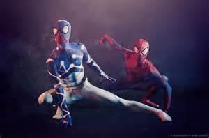 cosmic spider man amazing spider man