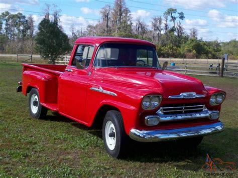1958 Chevrolet Truck by 1958 Chevrolet Truck Parts For Sale Html Autos Weblog