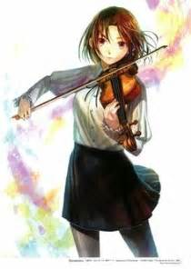 Violin on pinterest clannad anime girls and anime