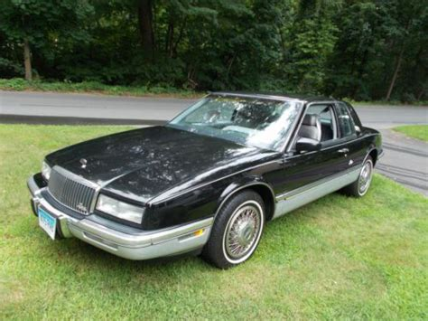 how do i learn about cars 1990 buick lesabre regenerative braking buy used 1990 riviera classic in terryville connecticut united states for us 5 900 00