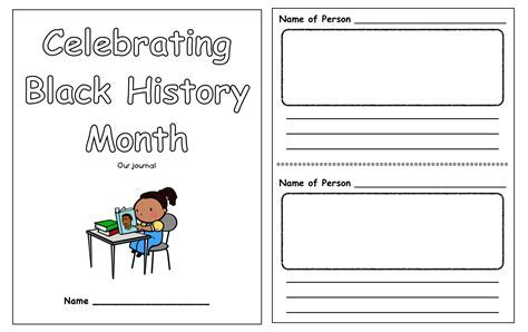 black history month activities for 1st graders 1000