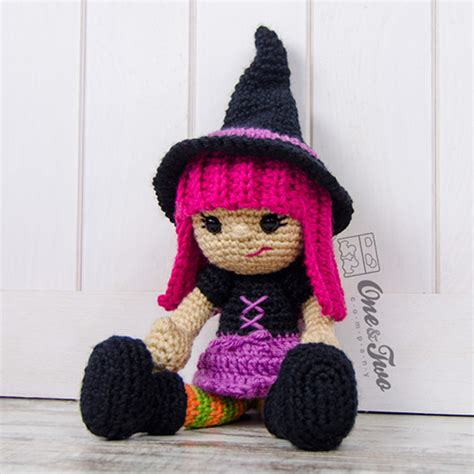 amigurumi witch pattern willow the witch amigurumi pattern amigurumipatterns net