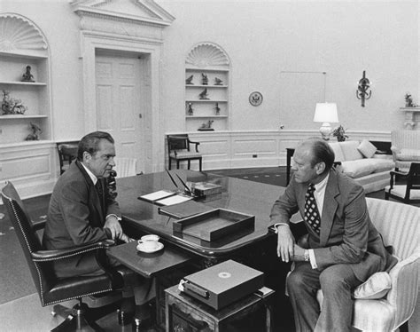 Why Did Richard Nixon Resign The Office Of President by The Resignation Of Richard Nixon Vault217