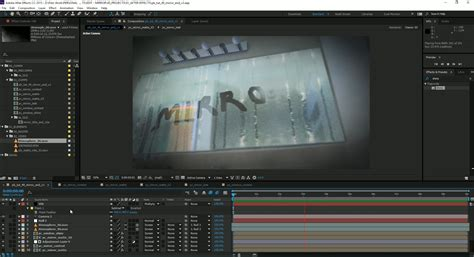 tutorial after effects mocha tracking a mirror with mocha after effects cg tutorial