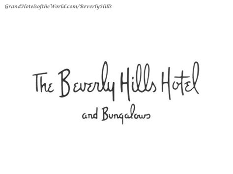 Hotel Beverly Hills by Grand Hotels of the World.com