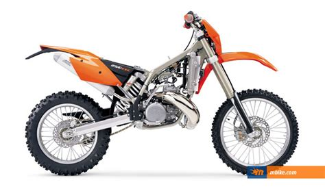 2004 Ktm 250exc 2004 Ktm 250 Exc Picture Mbike
