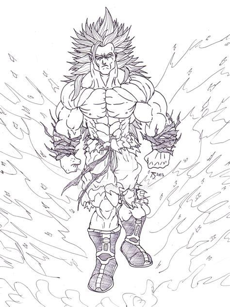 dragon ball z battle of gods super saiyan god coloring pages