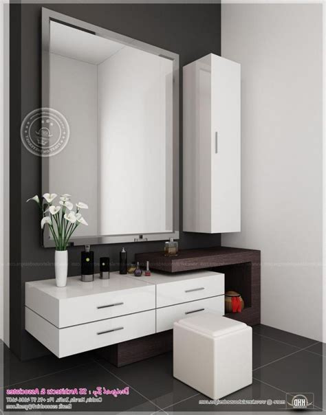 1000 ideas about dressing tables on pinterest table dressing ikea vanity and ikea vanity table futuristic dressing table design with square wall mirror