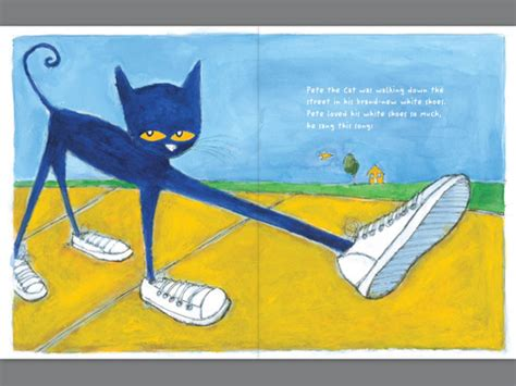 pete the cat i my white shoes by eric litwin on ibooks