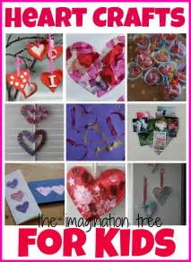 Valentines s day heart crafts and activities for kids the