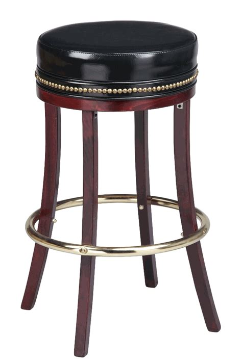 commercial wood bar stools regal seating model 1108hh commercial wooden backless bar