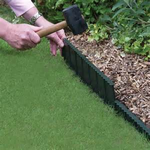what should you know in buying metal landscape edging