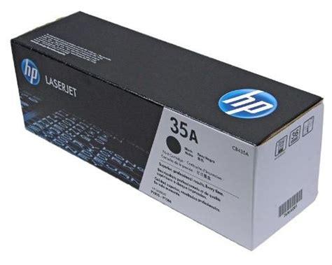 Toner 35a Original toner hp 35a impresora 1005 1006 cb435a garantia original