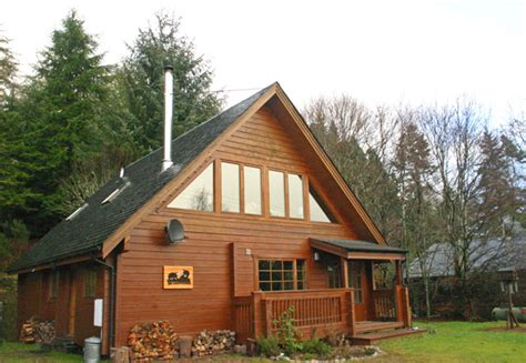 Cabins In Loch Ness by Log Cabin At Fort Augustus Loch Ness Real Log