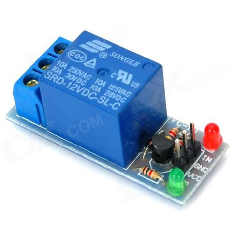 Relay 1 Channel 5 Volt jual relay 1 channel 5v volt dc output 250vac 30vdc