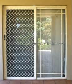 Sliding Glass Door Screen Security Screen Doors Metal Security Sliding Sliding