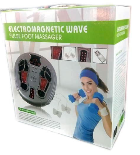 Alat Pijat Elektrik Untuk Ibu jual electromagnetic wave pulse foot massager alat pijat