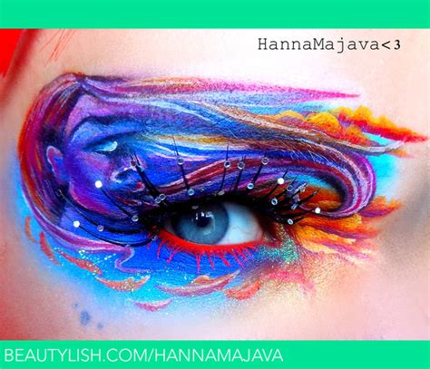 quot paint with all the colors of the wind quot m s hannamajava photo beautylish