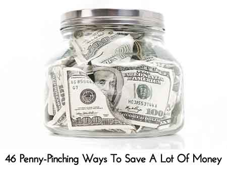Ways To Save Your Pennies by 46 Pinching Ways To Save A Lot Of Money Lil Moo