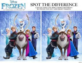 Disney s frozen free printables for kids lady and the blog