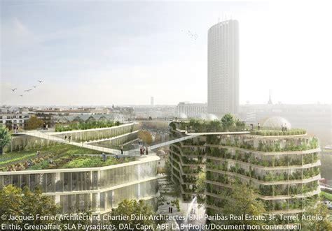 Incroyable Jardin En Hauteur En Bois #2: projet-paris-immeuble-pont-potager-partage.jpg