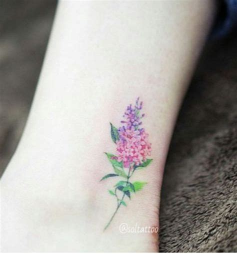 lilac tattoo designs lilac tattoos tattoofanblog