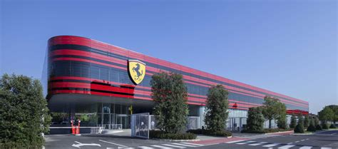 Ferrari Hauptsitz by The New Ferrari Headquarters An Interview To Eng Franco