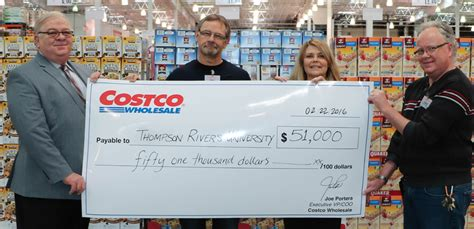 Costco Mba by Donor Stories Foundation Thompson Rivers