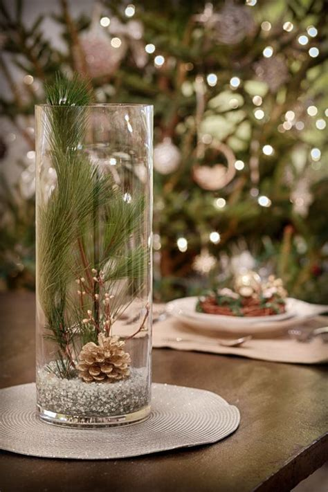 17 Best Entertaining Images On Pinterest Floral Glass Vase Table Centerpieces