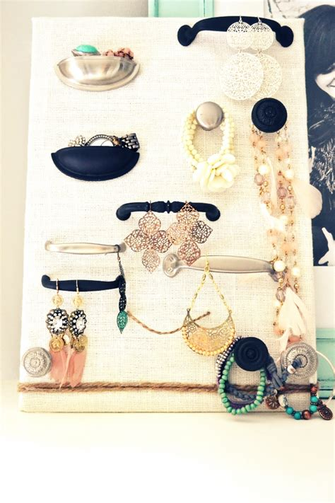 Diy Jewelry Drawer Organizer by Mr Kate Diy Of The Day Drawer Pulls Jewelry Holder